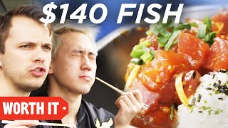 Download $9 Fish Vs. $140 Fish Video