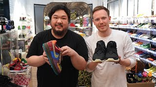 Download The Most INSANE Sneaker Collection with Big Boy Cheng Video