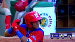 Download Dominican Rep v USA - U-15 Baseball World Cup 2018 Video