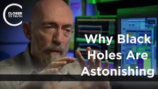 Download Kip Thorne - Why Black Holes Are Astonishing Video