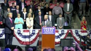 Download 'Mr. Brexit' Nigel Farage Speaks at Donald Trump Rally in Jackson, MS Video