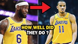 Download Grading Every Lakers Free Agent Signing After Not Getting Kawhi Leonard Video