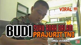 Download Budi Si Pemuda anak rimba menjadi anggota TNI AD Video