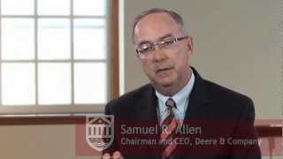 Download Strategic Capitalism: An interview with John Deere CEO Samuel Allen Video