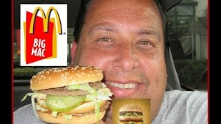 Download Mcdonald's® Big Mac REVIEW! Video
