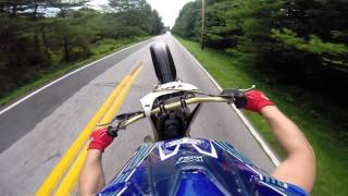Download CR250 Top Speed Video