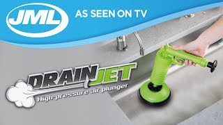 Download Drain Jet from JML Video