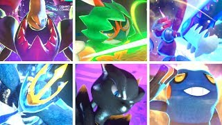 Download Pokkén Tournament DX - All Ultimate Moves Video