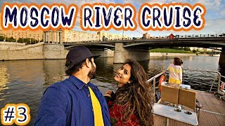 Download THE CRUISE OF MOSCOW RIVER, RUSSIA Video