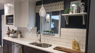 Download A Heated Kitchen Renovation Video