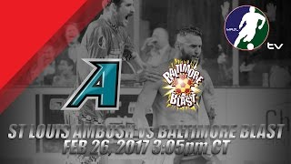 Download St Louis Ambush vs Baltimore Blast Video