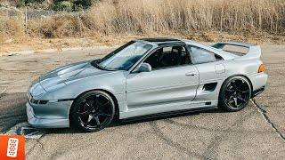 Download Building a Toyota MR2 in 15 minutes! Video