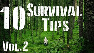 Download 10 Survival Tips Vol. 2 Video