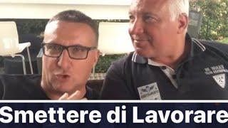 Download SMETTERE di LAVORARE ( lo spiega Marco Pompa a Lambrenedetto ) Video