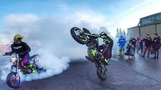 Download Best of Supermoto 2016 | David Bost Video
