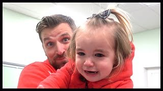 Download BABY DOESN'T RECOGNIZE DAD WITH NEW HAIRCUT! Video