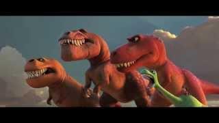 Download Disney•Pixar: Il Viaggio di Arlo - Il coraggio di Arlo - Clip dal Film   HD Video