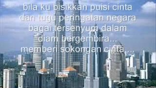 Download Senyumlah Kuala Lumpur with lyrics (Alleycats) Video