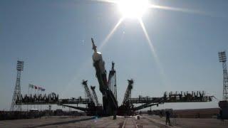 Download Soyuz MS-05 rollout Video