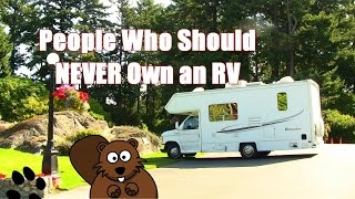 Download People Who Should NEVER Own an RV Video