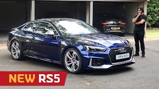 Download Curious Case of the NEW AUDI RS5 Video