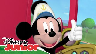 Download Mickey Mouse Clubhouse - 'Aye Aye Captain Mickey' Video