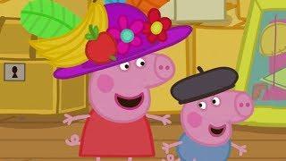 Download Peppa Pig Full Episodes | Granny and Granpa's Attic | Cartoons for Children Video
