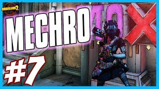 Download Borderlands 2 | WRECKING TERRAMORPHOUS!!! - Mechro Funny Moments & Legendary Loot - Day #7 Video