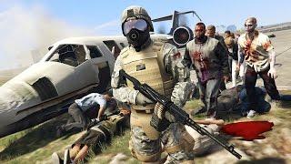 Download ZOMBIE APOCALYPSE! (GTA 5 Mods) Video