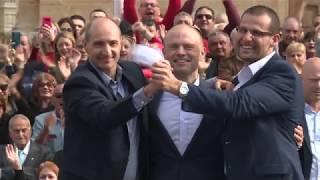 Download F'nofs kriżi nazzjonali… moħħhom biss fil-Lejber Video