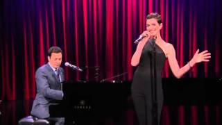 Download Jimmy Fallon & Anne Hathaway Sing Broadway Versions Video