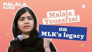 Download Malala Yousafzai at Ebenezer Baptist Church, Sunday September 3 Video