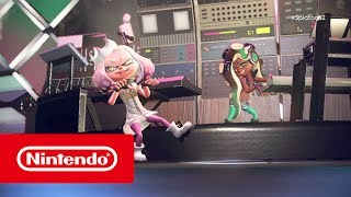 Download Splatoon 2 - Off the Hook introduction Video