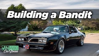 Download I built a pro-touring Bandit Trans Am just to show up at a party Video