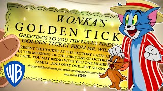 Download Tom & Jerry | Charlie and the Golden Ticket | WB Kids Video