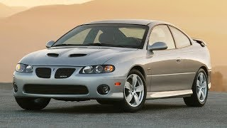 Download Part 5: Pontiac GTO History - 2004-2006 Video