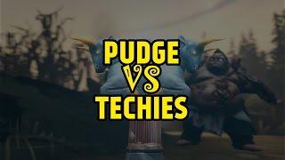 Download Pudge vs Techies [Homa Ward SFM Movie] Video
