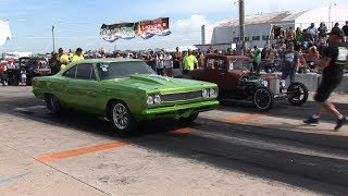 Download BIG TIRE Best 2 of 3 - Coffeyville Street Drags Video