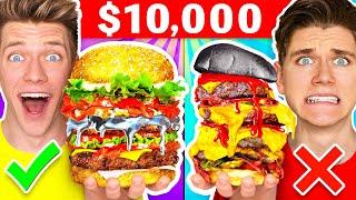 Download $10,000 COOK-OFF #2: Must See Genius Food Hacks - Best Gallium VS Target Hack Wins Challenge Video