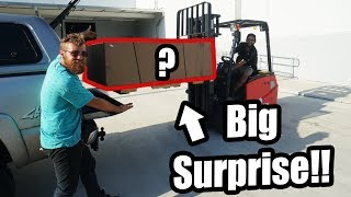 Download Picking up My BIG SURPRISE!! (It's SO Sick!) Video