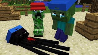 Download Mob Kids Life - Kids Minecraft Animation Video