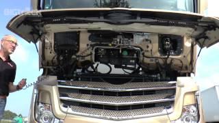Download RoadTest Mercedes Actros 1863 Video