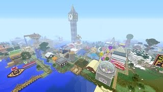Download Stampy's Top 10 Buildings In His Lovely World Video