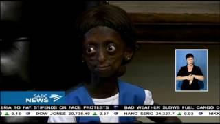 Download Ontlametse Phalatse finally gets her wish to meet Pres. Zuma Video