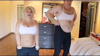 Download FAT PEOPLE TRY ON LULULEMON CLOTHES! Video