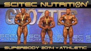 Download SUPERBODY 2014 - ATHLETIC Video