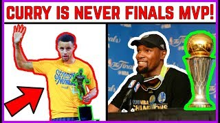 Download Why Steph Curry's career is finally DESTROYED!! KEVIN DURANT STOLE FINALS MVP! Video