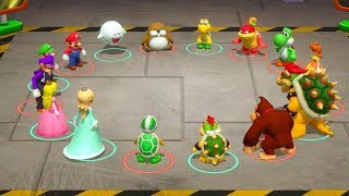 Download Super Mario Party - All Teammate Minigames Video