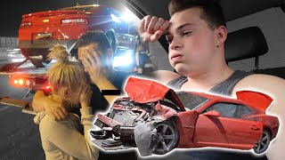 Download WHAT HAPPENED AFTER MY CAR CRASH... Video