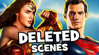 Download Justice League DELETED SCENES & Missing Characters Explained (Why We Need An Extended Edition!) Video